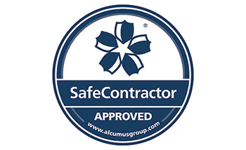 SafeContractor Apprved logo